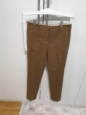 Mango Trouser Suit sand brown