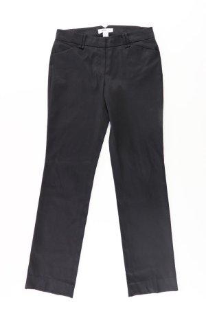 Mango Hose Größe 34 schwarz aus Polyester