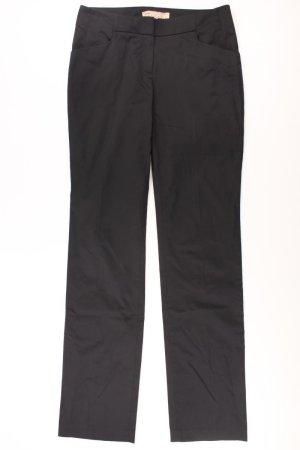 Mango Hose Größe 38 schwarz aus Baumwolle