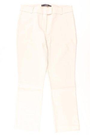 Mango Hose Größe 40 creme aus Polyester