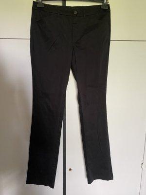 Mango Pantalone chino nero