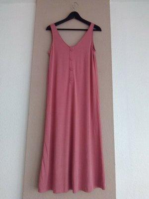 Mango Sukienka na ramiączkach stary róż-różany Modal
