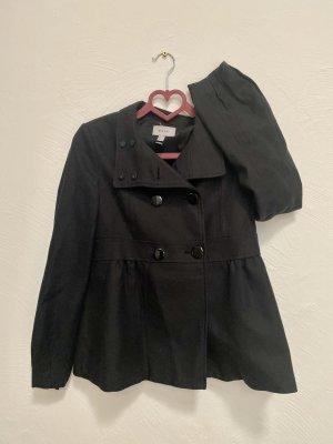Mango Suit Veste chemisier noir