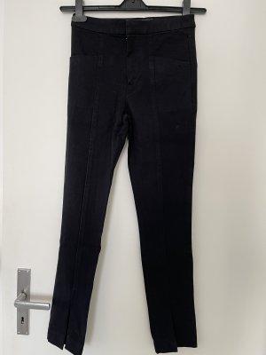 Mango Stretch Jeans black