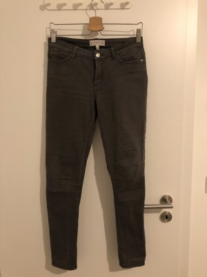 Mango Jeans a sigaretta grigio