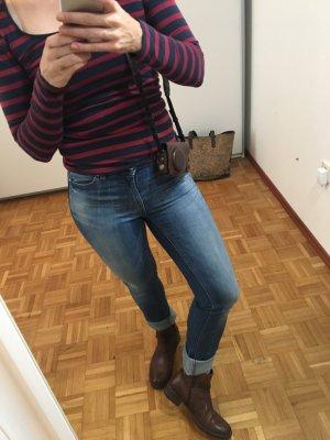 Mango Jeans Alice Slim Gr. 34 55% Baumwolle