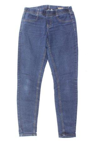 Mango Spijkerbroek blauw-neon blauw-donkerblauw-azuur
