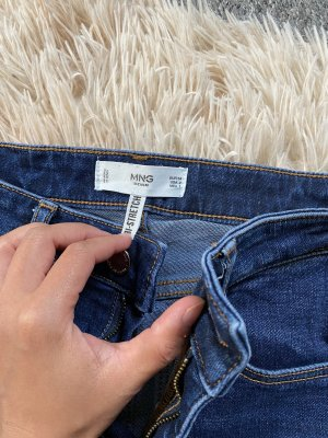 Mango Jeans Höhe Taille