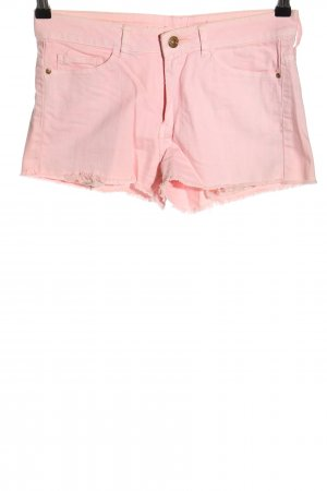 Mango Jeans Jeansshorts pink Casual-Look