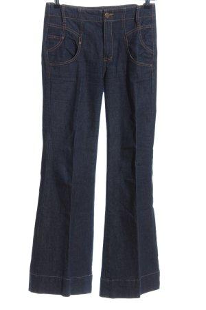 Mango Jeans Marlenejeans blau Casual-Look