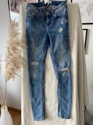 Mango Jeans Mid Rise