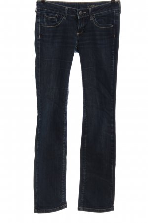 Mango Jeans Röhrenjeans blau Casual-Look