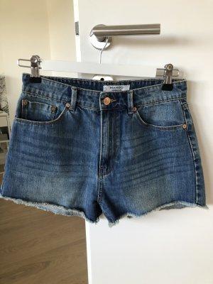 Mango Jeans Shorts