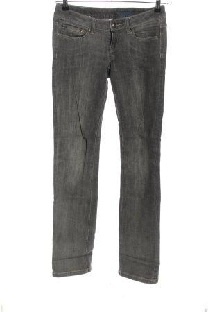 Mango Jeans Straight-Leg Jeans hellgrau Casual-Look