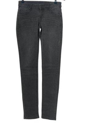 Mango Jeans Straight-Leg Jeans schwarz Casual-Look