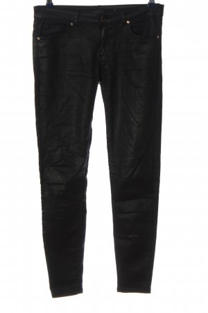 Mango Jeans Stretch Jeans black casual look