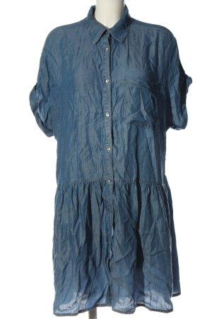 Mango Jeanskleid blau Casual-Look