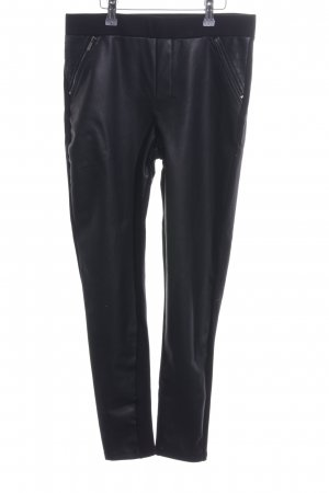 Mango Jeggings schwarz Casual-Look