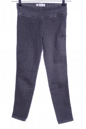 Mango Jeggings hellgrau Casual-Look