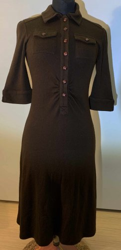 Mango Jersey Kleid Retro Look Vintage Gr.S