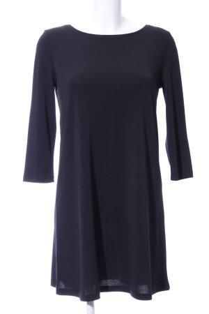 Mango Jerseykleid blau Casual-Look
