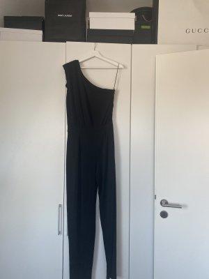 Mango Robe asymétrique noir