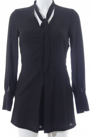 Mango Jumpsuit schwarz Elegant