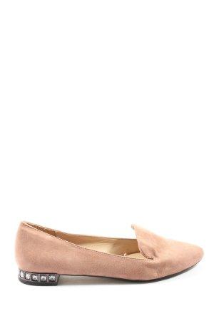 Mango Klassische Ballerinas pink Casual-Look