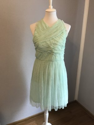 Mango Mini Dress mint