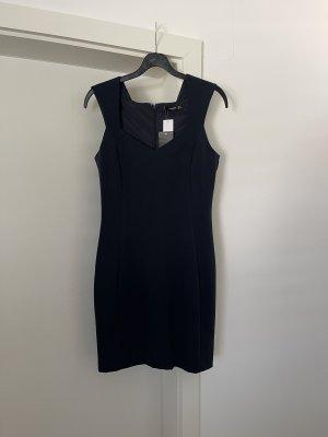 Mango Mini vestido azul oscuro