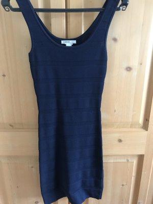 Mango Kleid dunkelblau