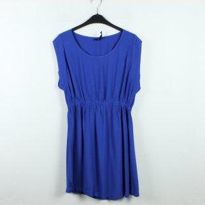 Mango Suit Robe découpée bleu