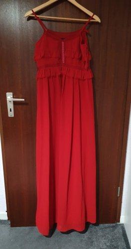 Mango Kleid gr.S in rot nur 1x getragen