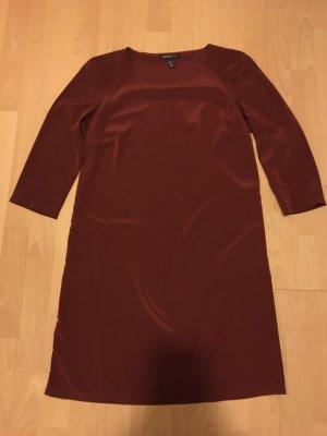 Mango Kleid in der Farbe Bordeaux