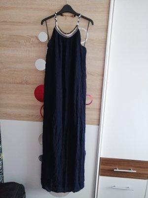 Mango Kleid in Größe M blau