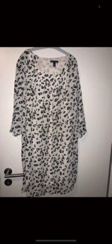 Mango Kleid Leoparden Muter Gr.Xl Neuwertig