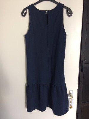 Mango Mini Dress dark blue-blue