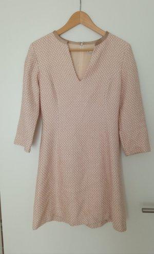 Mango Kleid rose beige 36 S