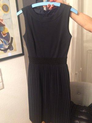 Mango Sweat Dress dark blue