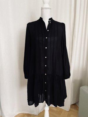 Mango Babydoll Dress black