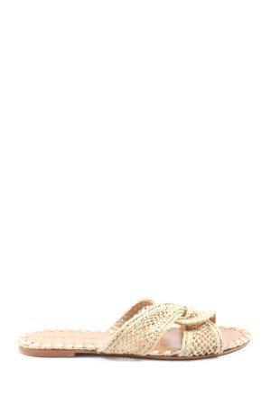 Mango Komfort-Sandalen wollweiß Casual-Look