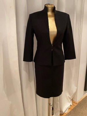 Mango Suit Tailleur nero