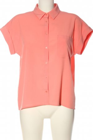 Mango Kurzarmhemd pink Casual-Look