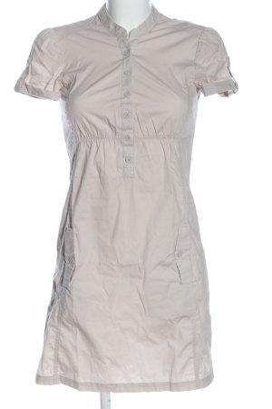 Mango Sukienka z krótkim rękawem jasnoszary W stylu casual
