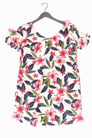 Mango Kurzarmkleid Größe L neuwertig pink aus Polyester