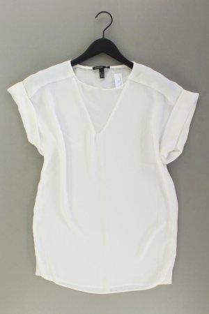 Mango Sukienka z krótkim rękawem w kolorze białej wełny