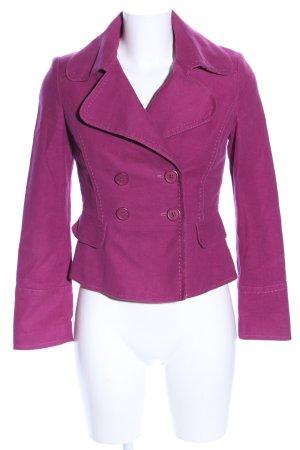 Mango Kurzjacke pink Casual-Look