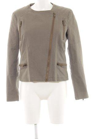 Mango Kurzjacke khaki-bronzefarben Casual-Look