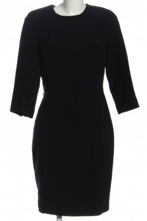 Mango Longsleeve Dress black business style