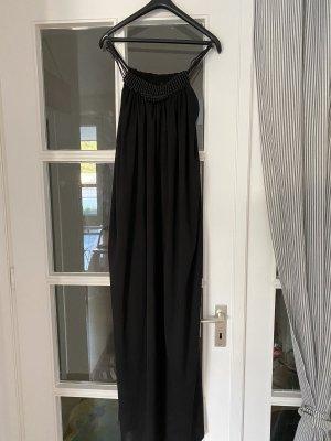 MANGO langes Trägerkleid, Gr. S